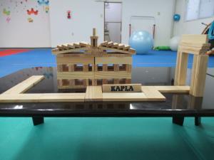 看板付きハウス/こどもプラス長野青木島教室